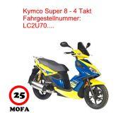 Mofa Kit - Super 8 - 4 Takt