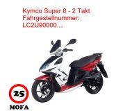 Mofa Kit - Super 8 - 2 Takt