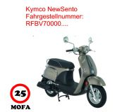 Mofa Kit - NewSento 50i
