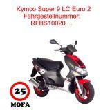 Mofa Kit - Super 9 LC - 2 Takt - Euro 2
