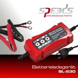 SPEEDS Batterieladegerät 12/6 Volt - BL 530