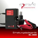 SPEEDS Batterieladegerät 12 Volt - EL 300