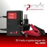 SPEEDS Batterieladegerät 12 Volt - EL 300