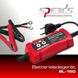SPEEDS Batterieladegerät 12/6 Volt - BL 150