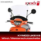 Windschild Kymco Like II S  SPEEDS